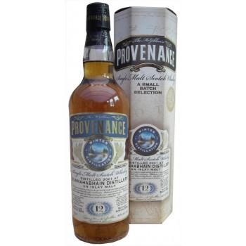 Bunnahabhain 2001 12 Year Old Single Malt Whisky