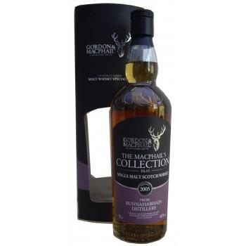 Bunnahabhain 2005 Single Malt Whisky