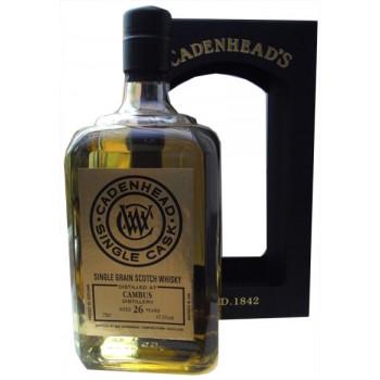 Cambus 1988 26 Year Old Single Grain Whisky