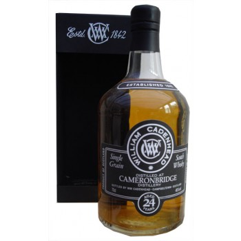 Cameronbridge 1989 24 Year Old Single Grain Whisky