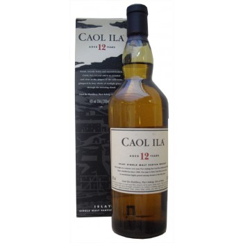 Caol Ila 12 Year Old 20cl Malt Whisky