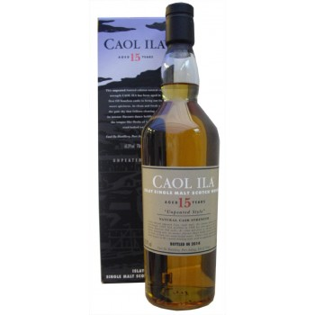 Caol Ila 1998 15 Year Old Unpeated Single Malt Whisky
