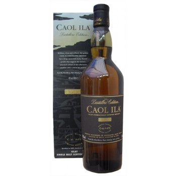 Caol Ila 2001 Distillers Edition Single Malt Whisky