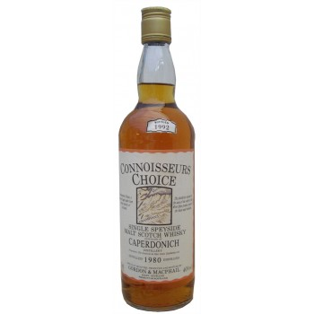 Caperdonich 1980 Single Malt Whisky