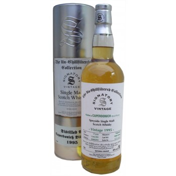 Caperdonich 1995 Single Malt Whisky