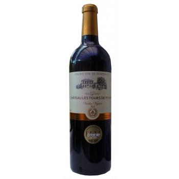 Chateau Les Tours de Peyrat Vielles Vignes 2015 Organic