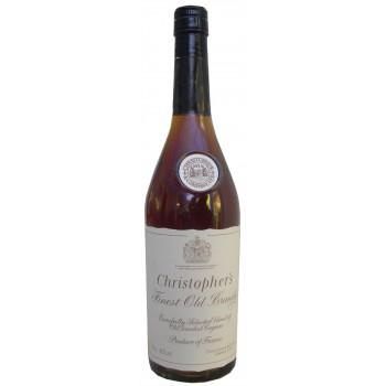 Christopher's Finest Old Brandy