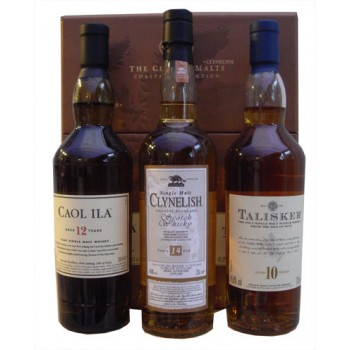Classic Malts Coastal Selection 20cl Single Malts