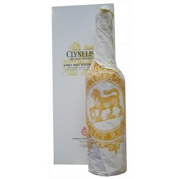 Clynelish Select Reserve 2014 Release Single Malt Whisky