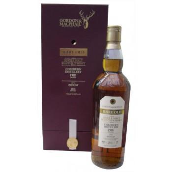 Coleburn 1981 Single Malt Whisky