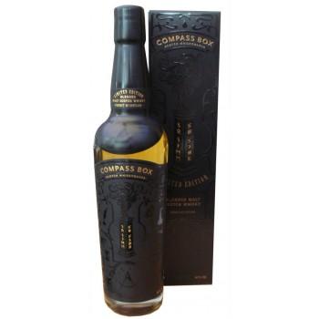 Compass Box No Name Blended Malt Whisky