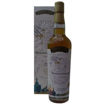 Compass Box Phenomenology Blended Malt Whisky