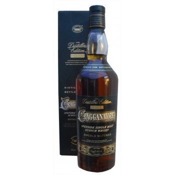 Cragganmore 1998 Distillers Edition Single Malt Whisky