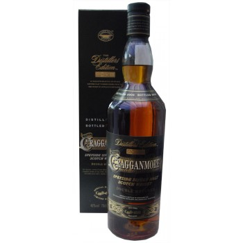 Cragganmore 2004 Distillers Edition Single Malt Whisky