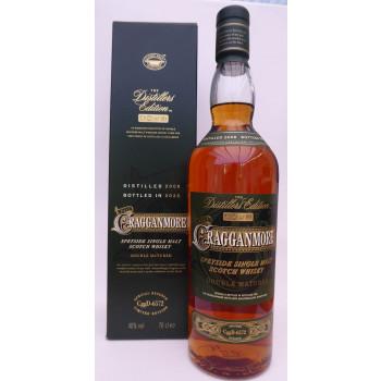 Cragganmore 2008 Distillers Edition Single Malt Whisky