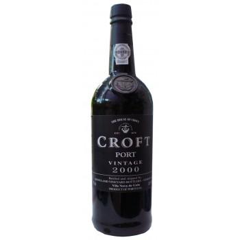 Croft 2000 Vintage Port