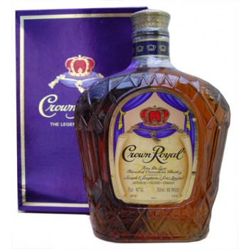 Crown Royal 75cl Whisky