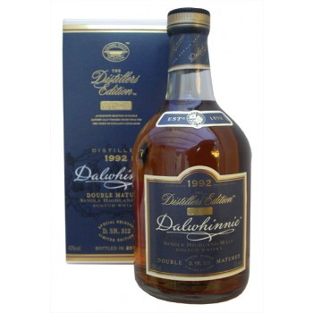 Dalwhinnie 1997 Distillers Edition Single Malt Whisky