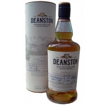 Deanston 12 Year Old  Single Malt Whisky