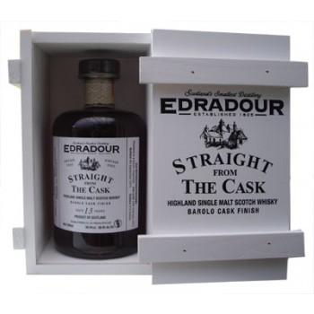 Edradour 2002 13 Year Old Barolo Cask Finish Single Malt Whisky