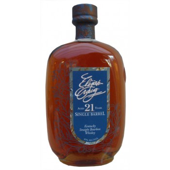Elijah Craig 21 Year Old Single Barrel Whiskey