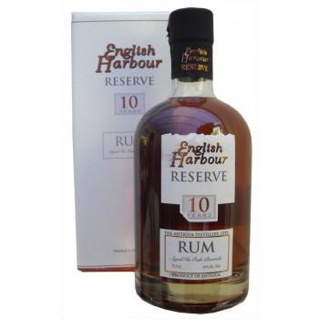 English Harbour 10 Year Old Antigua Rum
