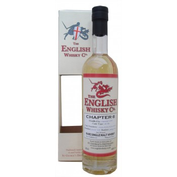 St Georges Chapter 6 20cl Single Malt Whisky