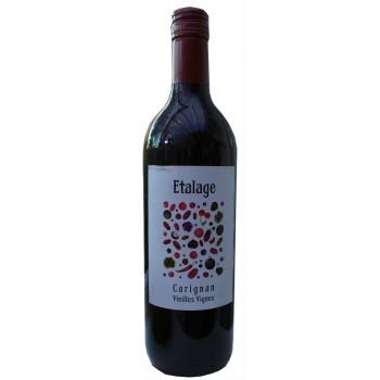 Etalage Carignan Vieilles Vignes