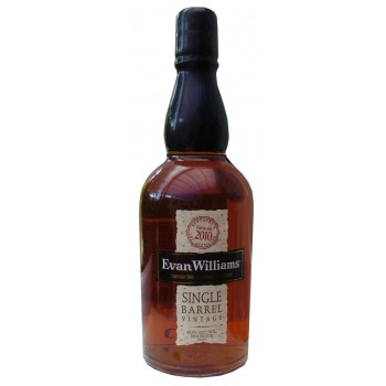 Evan Williams 2010 Single Barrel Bourbon Whiskey