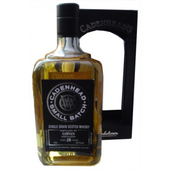 Girvan 1988 28 Year Old Single Grain Whisky