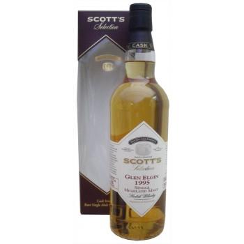 Glen Elgin 1995 Single Malt Whisky