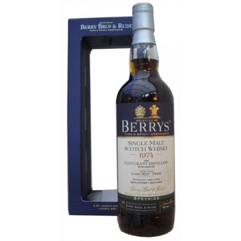 Glen Grant 1974 37 Year Old Single Cask Single Malt Whisky