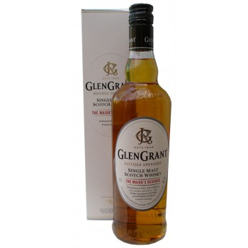 Glen Grant Majors Reserve Single Malt Whisky