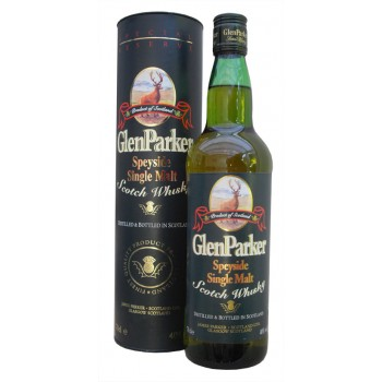 Glen Parker Single Malt Whisky