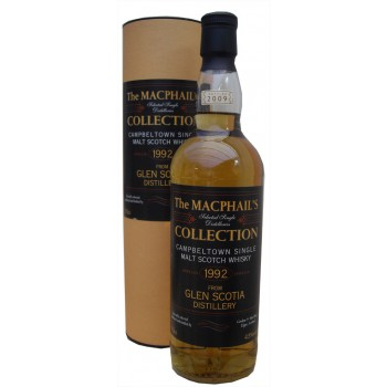 Glen Scotia 1992 Single Malt Whisky
