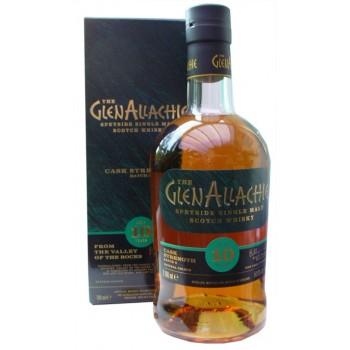 Glenallachie 10 Year Old Cask Strength Batch 2 Single Malt Whisky
