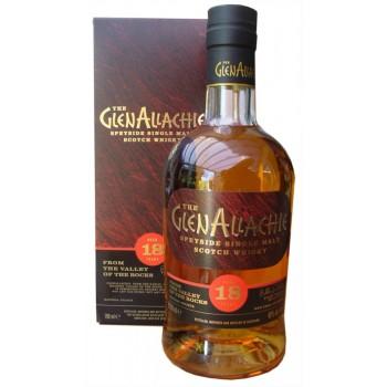 Glenallachie 18 Year Old Single Malt Whisky