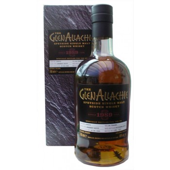 Glenallachie 1989 29 Year Old Single Malt Whisky