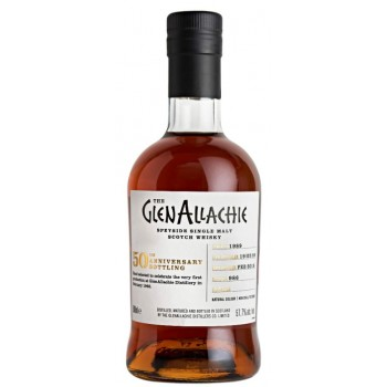 Glenallachie 1989 Cask 986 Single Malt Whisky