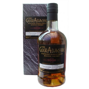 Glenallachie 2006 12 Year Old Single malt Whisky