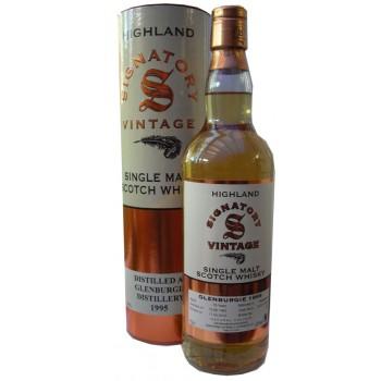 Glenburgie 1995 19 Year Old Single Malt Whisky