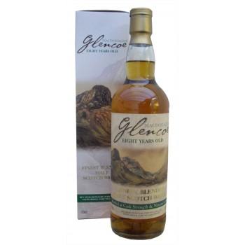Glencoe 8 Year Old Vatted Malt Whisky
