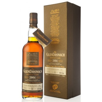 Glendronach 2004 12 Year Old Release 13 Single Malt Whisky