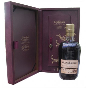 Glendronach 1968 44 Year Old Recherche Single Malt Whisky