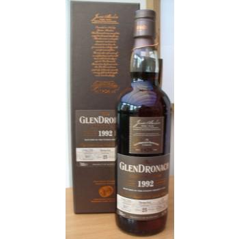 Glendronach 1992 25 Year Old Single Malt Whisky