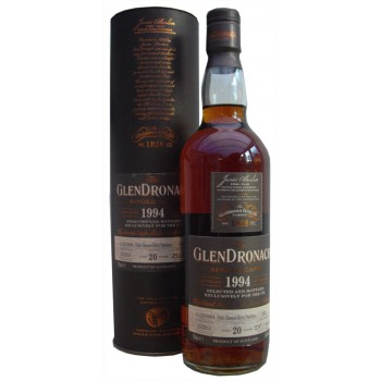 Glendronach 1994 20 Year Old Single Cask Single Malt Whisky