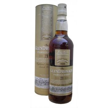 Glendronach 21 Year Old Parliament Single Malt Whisky