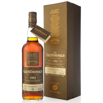 Glendronach 1992 23 Year Old Release 13 Single Malt Whisky