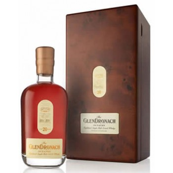 Glendronach 20 Year Old Octave Single malt Whisky