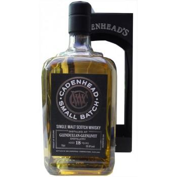 Glendullan 1996 18 Year Old Single Malt Whisky